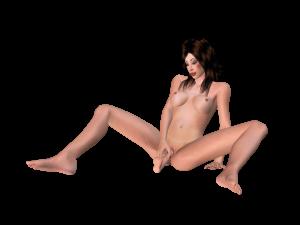 3D Sexspiele in der Sexvilla
